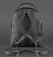"""Кожаный мини-рюкзак """"Оникс"""", фото 3"""
