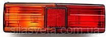 Фонари задние ВАЗ-2101,21011,21013 (красно-желтые) (рифленые)