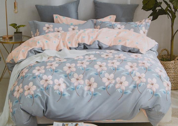 Комплект постельного белья Viluta сатин 261
