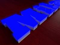 Об'ємні букви з підсвічуванням, особа з кольорового акрилу, h-200мм (Товщина літери: 100мм; Колір світлодіодного модуля: Білий; Світлодіодний модуль: З, фото 1