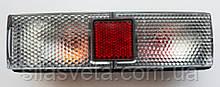 Фонари задние ВАЗ-2101,21011,21013 (Белые с красным катафотом)
