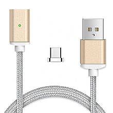 USB Кабель Metal Magnetic 360 (Type-C)
