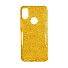Силикон Twins Xiaomi Redmi S2 (Золотой)