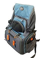 Рюкзак Ranger bag 5 (з чохлом для окулярів), RA 8804, фото 3