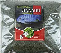 Корм для рыб ТМ Золотая рыбка Малави, гранулы ZR270-250, 200 гр