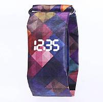 Бумажные часы Paper Watch Пиксель (PP54544)
