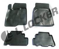 Коврики  в машину Chevrolet Captivа (06-) 3D, Lada Locker