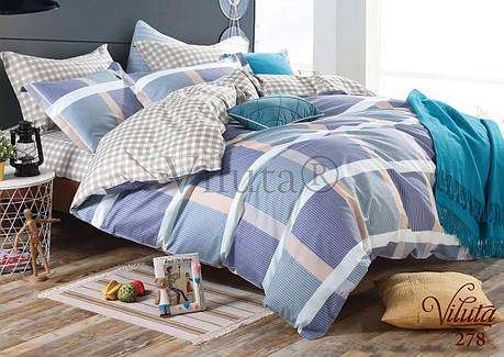 Комплект постельного белья Viluta сатин 278 евро, фото 2