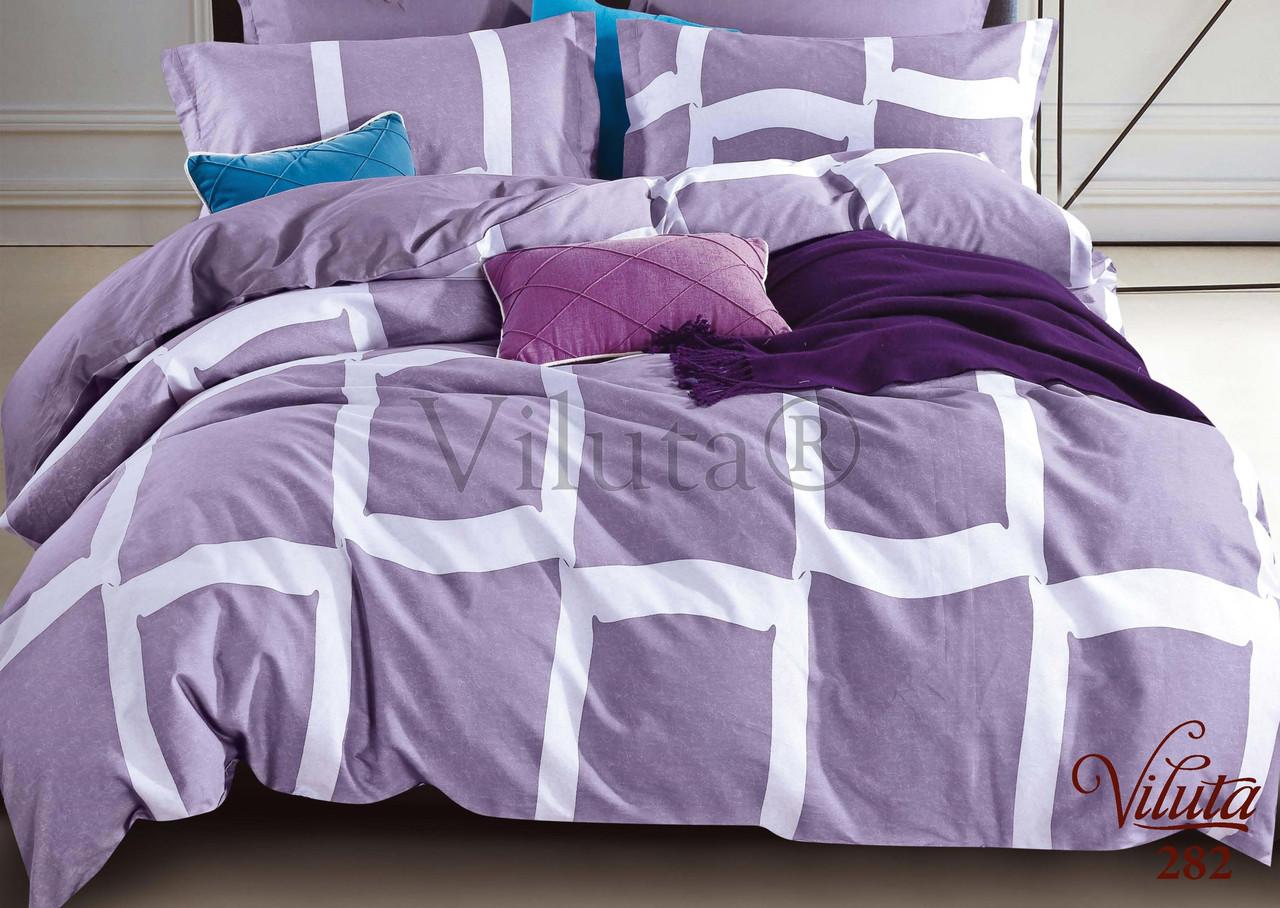 Комплект постельного белья Viluta сатин 282