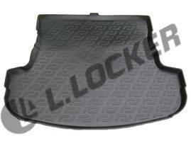 Коврик в багажник Mitsubishi Outlander III (12-) (Митсубиси аутлендер 3), Lada Locker
