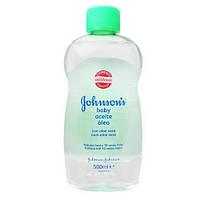 Johnson's Baby масло c алое вера, 500 мл