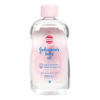Johnson's Baby масло увлажняющее, 300 мл