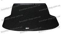 Коврик в багажник Kia Rio II SD (09-) (Киа рио 2), Lada Locker