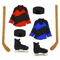 1294 Фигурки. Хоккей