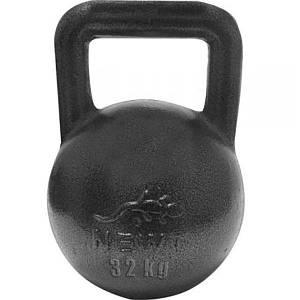Гиря чугунная Newt 32 кг, код: NE-100-3200