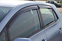 Дефлекторы окон Toyota Auris I 5d 2007 (Тойота Аурис) Cobra Tuning