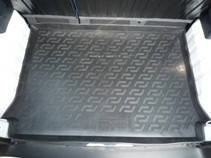 Коврик в багажник Citroen Berlingo пассажир. (08-) (Ситроен Берлинго), Lada Locker