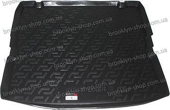 Коврик в багажник Opel Zafira B (05-12) (Опель Зафира А), Lada Locker