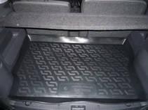 Коврик в багажник Opel Меriva А (02-10) (Опель Меррива А), Lada Locker