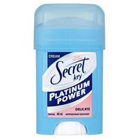 Secret Key Delicate дезодорант крем. жен., 40 мл