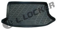 Коврик в багажник Ford Fiesta (02-) (Форд Фиеста), Lada Locker