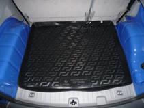 Коврик в багажник Volkswagen Caddy (04-) (Фольксваген Кадди), Lada Locker