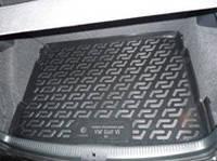 Коврик в багажник Volkswagen Golf 6 HB (09-) (Фольксваген Гольф 6), Lada Locker
