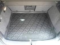 Коврик в багажник Volkswagen Tiguan (07-) (Фольксваген Тигуан), Lada Locker