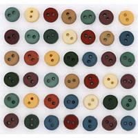 1346 Декоративні гудзики. Маленька країна