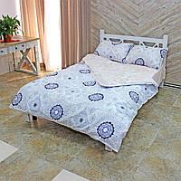 Комплект постельного белья Moorvin Сатин Евро 240х215, КОД: 142869