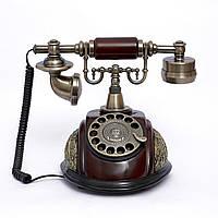 Винтаж Античный стиль роторный телефон модный ретро телефон Старый телефон домашний офисный декор 1TopShop