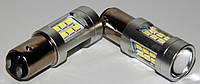 Автомобильные светодиоды P21/5W (21-SMD)(3535)(Белый)
