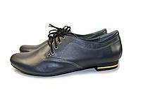 Женские туфли на шнурке, фото 1