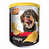 Karlie Flamingo (Карли Фламинго) Chips Natural чипсы натуральные жевательное лакомство для собак