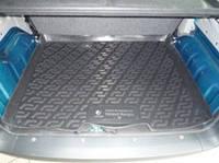 Коврик в багажник Renault Kangoo пассажир. (98-) (Рено кангу), Lada Locker