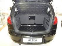 Коврик в багажник Seat Altea Freetrack (07-) (Сеат алтея), Lada Locker
