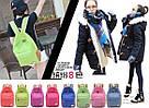 Рюкзак городской, школьный, молодежный в горошек., фото 7