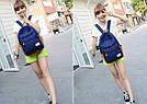 Рюкзак городской, школьный, молодежный в горошек., фото 8
