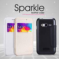 Чехол для Samsung Galaxy Ace 4 G313H - Nillkin Sparkle Series