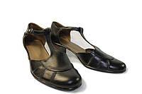 Туфли на низком каблуке, фото 1