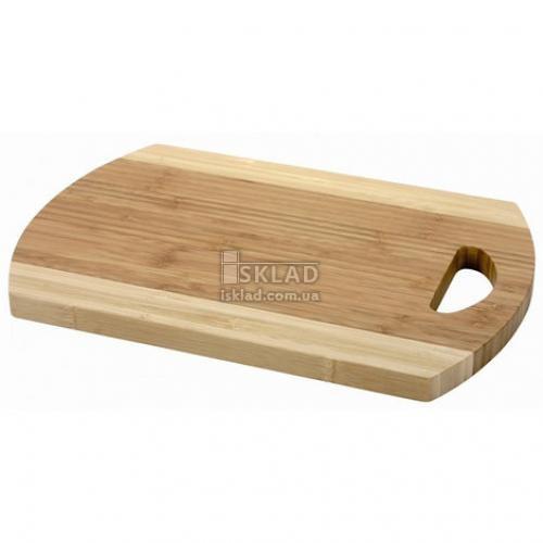 Доска деревянная бамбук 36*24*2см 7502 Tadar