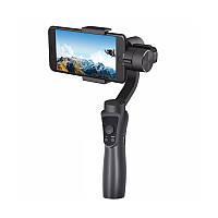 S5 Беспроводное управление приложением Handheld Gimbal Стабилизатор для смартфона под номером 6 дюймов Спорт камера - 1TopShop
