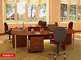 Офисная мебель в Киеве Стол письменный БЮ 108, фото 5