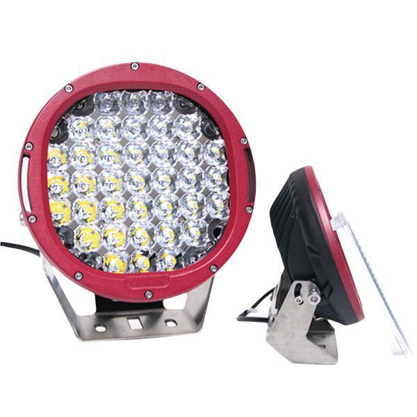 185W 15000lm 6500K LED Транспортное средство для работы с автомобилем Авто Свет для наводнений конденсатора для внедорожника OVOVS 1TopShop