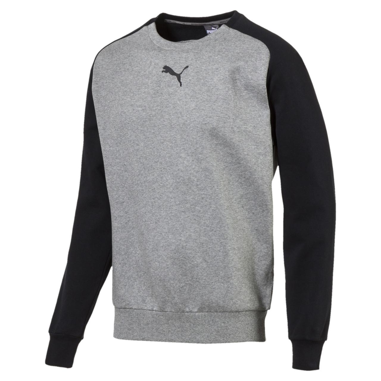 Оригинальная тёплая мужская толстовка Puma Modern Sports Crew