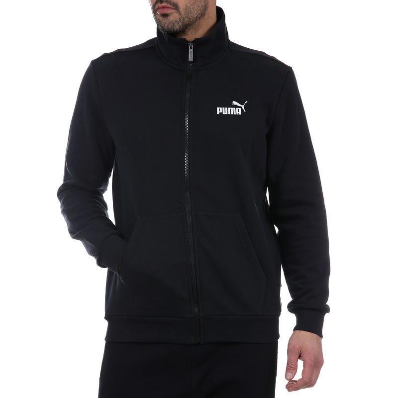 Оригинальная тёплая мужская толстовка Puma Essentials Track Jacket
