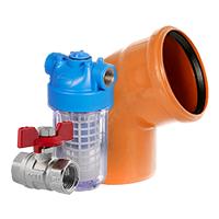 Водопровод, канализация и фильтрация