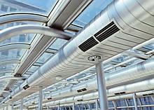 Монтаж вентиляційних систем