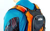 Моторюкзак с питьевой системой KTM