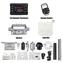 12V 8KW Дизель Воздух Нагреватель Дизельное топливо Парковка Нагреватель  LCD Переключатель для подогрева Набор 1TopShop c3252d1b6348d